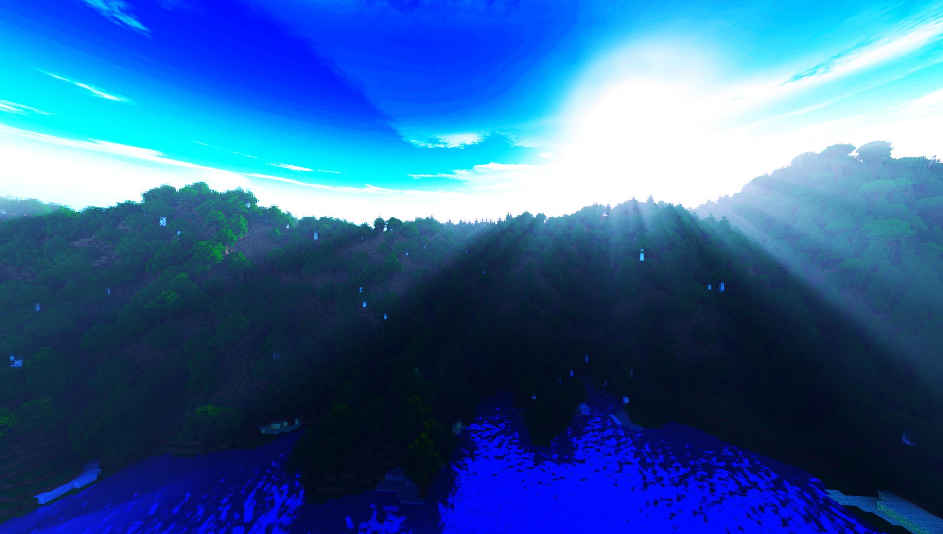 [Minecraft] 'Good Morning' by SunflowerTwix