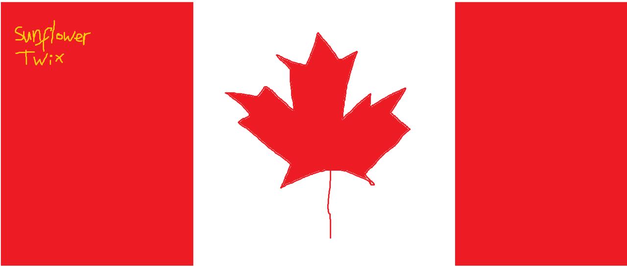 Oh Canada! by SunflowerTwix