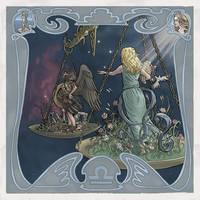 Zodiac, Libra by discogangsta