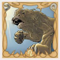Zodiac, Leo by discogangsta