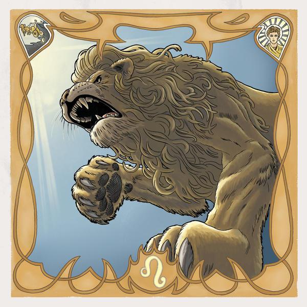 Zodiac, Leo By Discogangsta On DeviantArt
