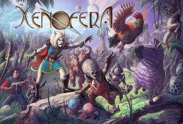 Xenofera by discogangsta