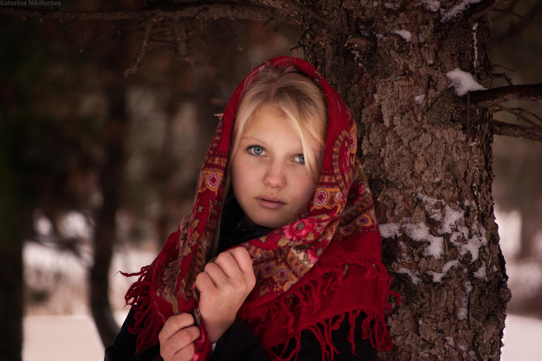 Фота русских девушек 10 фотография