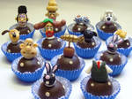 wallace and gromit - truffles