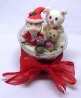 chocolate mini cake 2 by anafuji