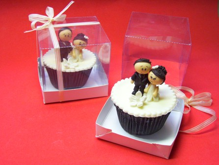 wedding  - cupcake by anafuji