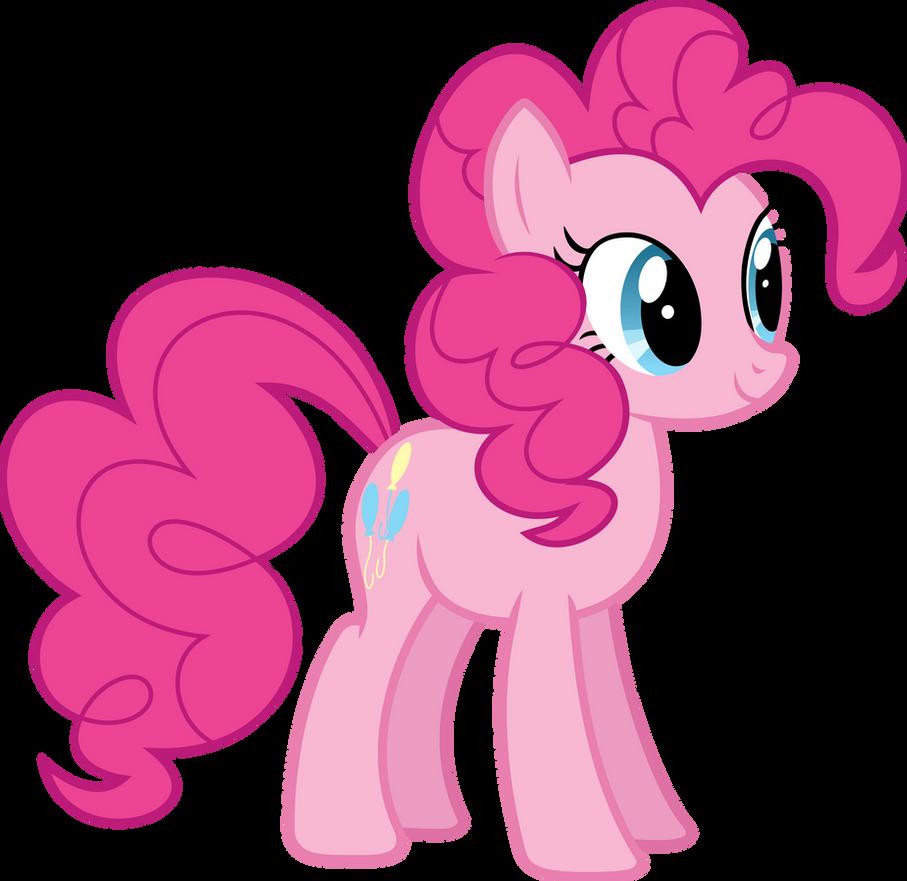 Vector Pinkie Pie by DeyrasD on DeviantArt