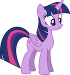 Vector Twilight Sparkle