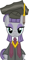 Doctor Maud Pie Vector by DeyrasD