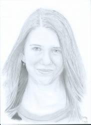 Portrait Claire Corlett by DeyrasD