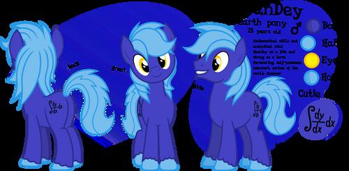 DayanDey Pony Reference by DeyrasD