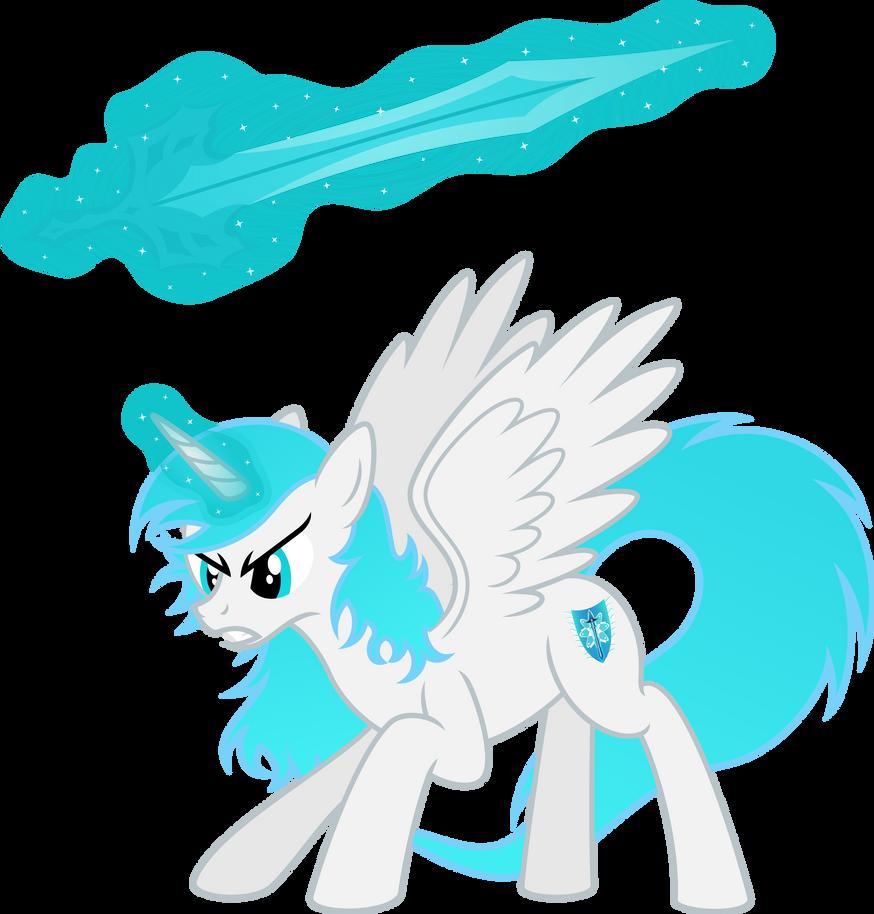 Frost fire - Warrior! by DeyrasD