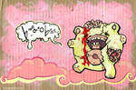 Attack of the Zombie Boobbear