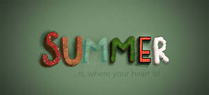 Summer is ...