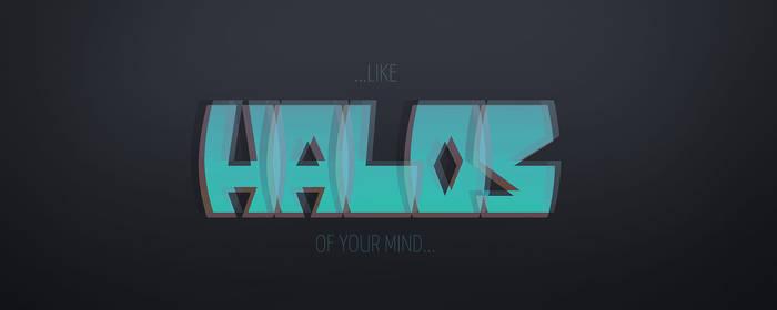 like halos