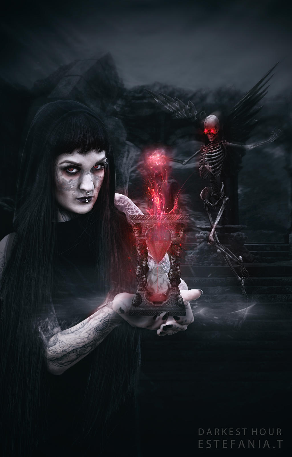 Darkest Hour by LadyAdaia