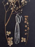 Mantis religiosa - Brooch