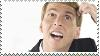 Kenneth parcell stamp by EmlyMack