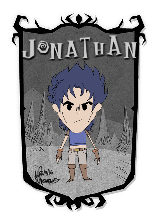 Don't Starve Jonathan! - Don't Starve/JJBA by Toki-WartoothxX