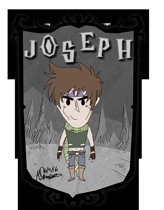 Don't Starve Joseph! - Don't Starve/JJBA by Toki-WartoothxX