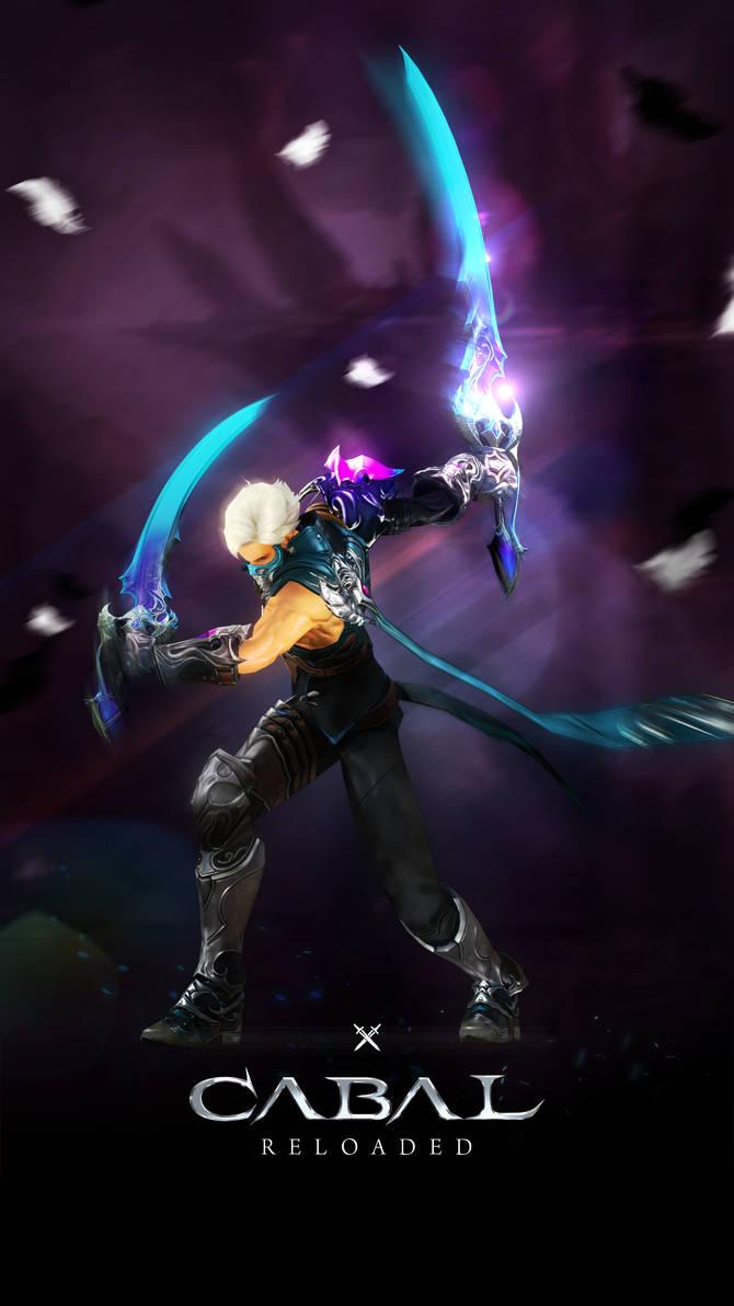 Cabal Online Demonite Male Blader by tonexbot on DeviantArt