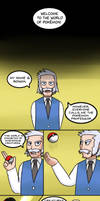 'Pokemon: World of Distortion'  #1- Prologue by Jimmy-McHamsteak