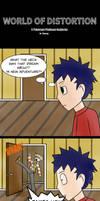 'Pokemon: World of Distortion' #2 by Jimmy-McHamsteak