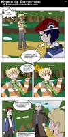 'Pokemon: World of Distortion' #3 by Jimmy-McHamsteak