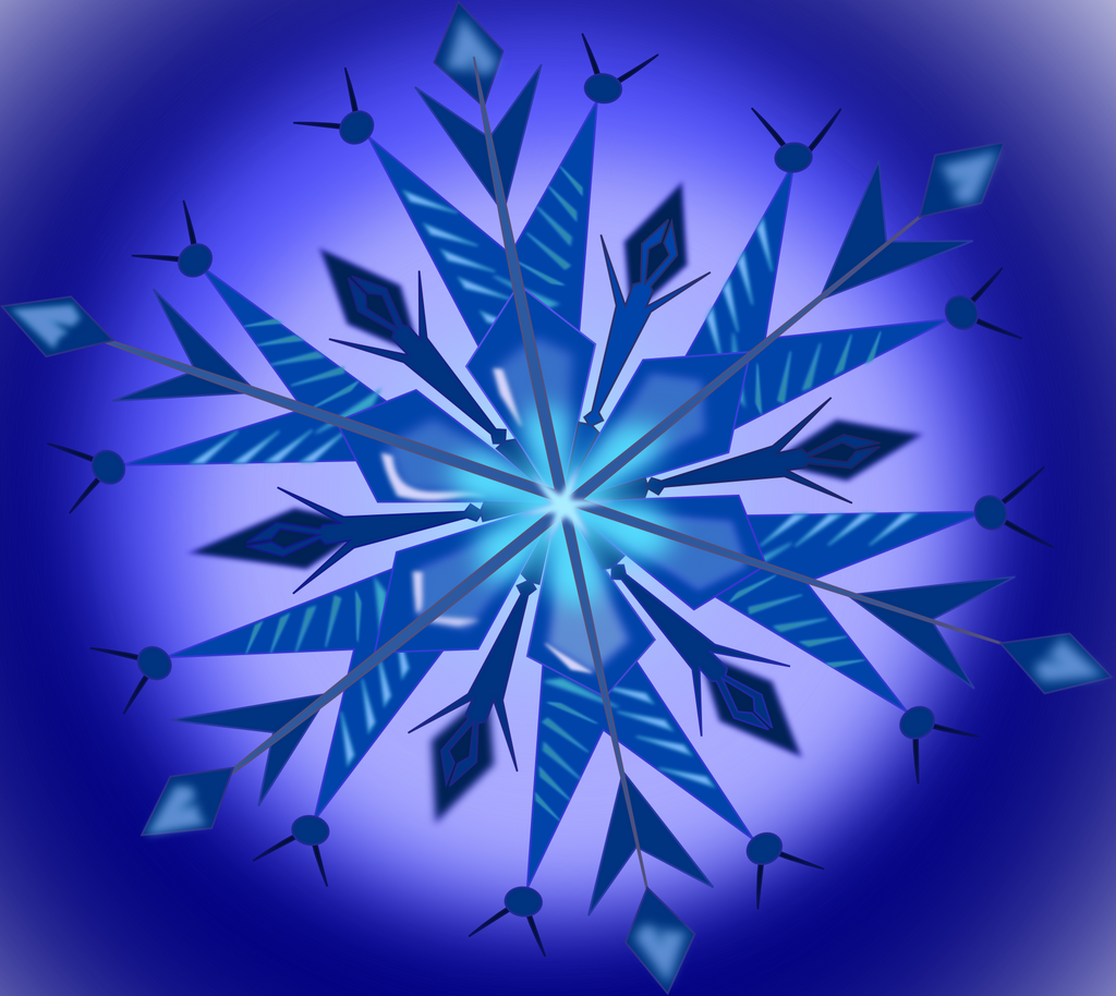 Frozen- SnowFlake by MoonValkyrieSoul on DeviantArt