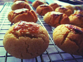 Almond Sugee Cookies :3 by babym30w