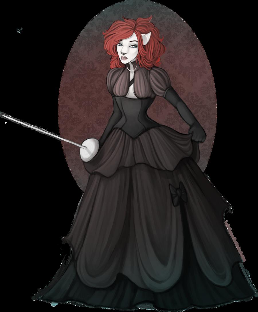 Madame Dun by danielleclaire