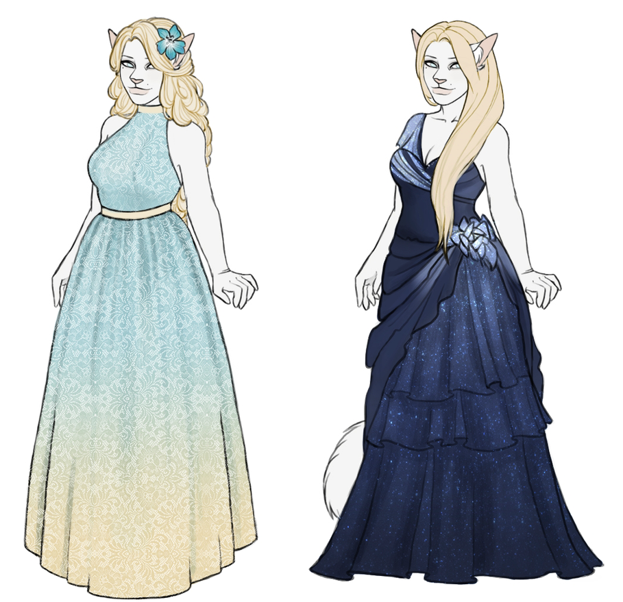 Belle of the Ball by danielleclaire