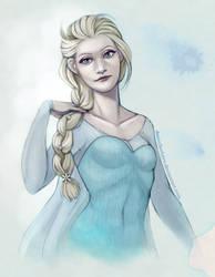 Elsa by danielleclaire