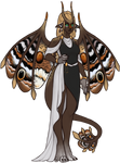 Lepids - Diurnid Owl