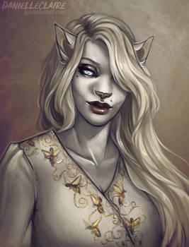 Aria Portrait