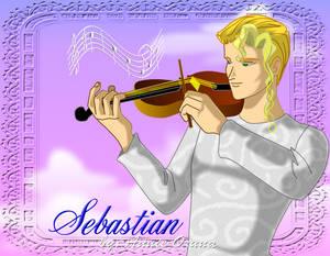 Sebastian The Violinist