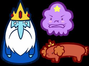 MOAR Adventure Time
