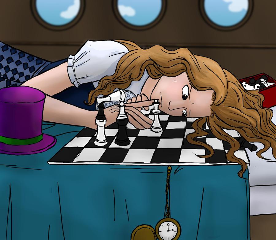 Missing Wonderland by FemFishTherein5