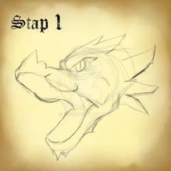 Step 1 Dragon
