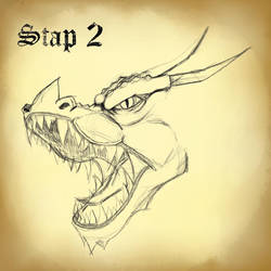 Dragon step 2