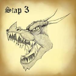 Dragon step 3