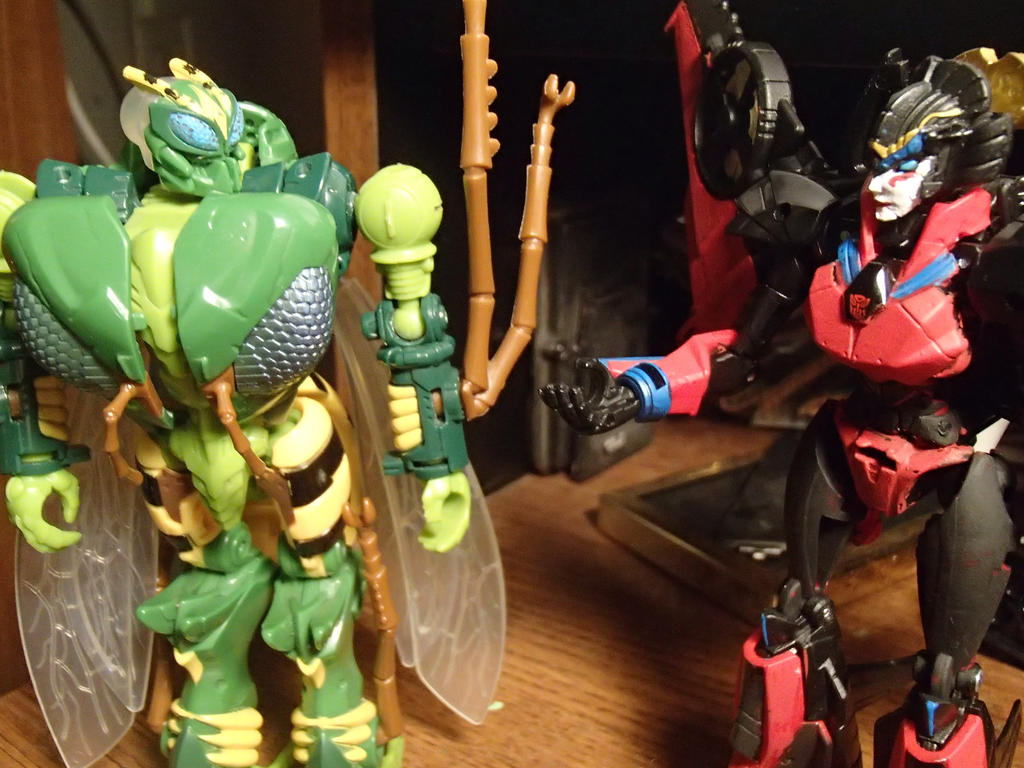 I don't hate Waspinator. by Sideways77