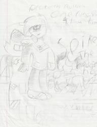 Spikes2: Art 1 (Title art) by SonickkuCD