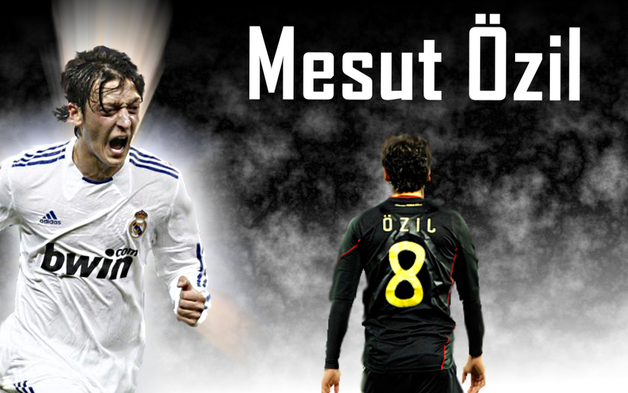 Mesut Ozil Wallpaper By Nuggetmobile On DeviantART