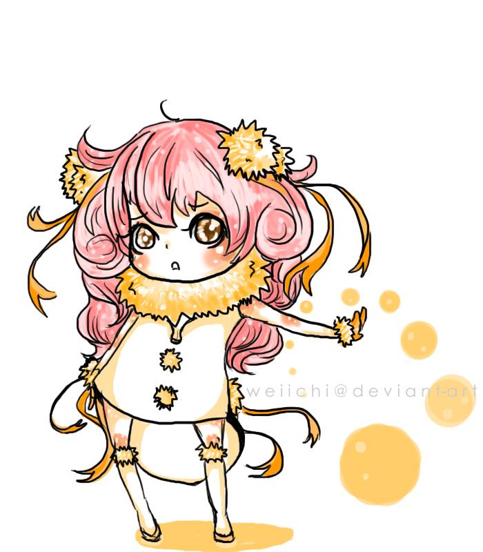 OC: Nati by Weiichi
