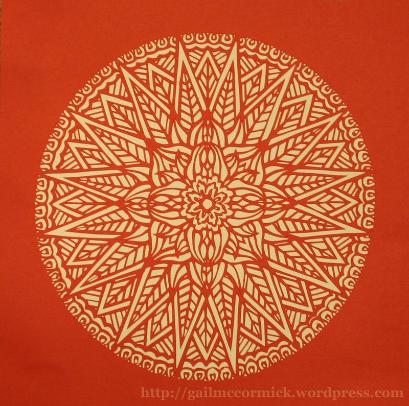 Mandalas 11 - Spiky Flower by zippybluedwarf