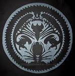 Xenomorph Mandala by zippybluedwarf