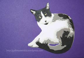 Paper Cat Commission