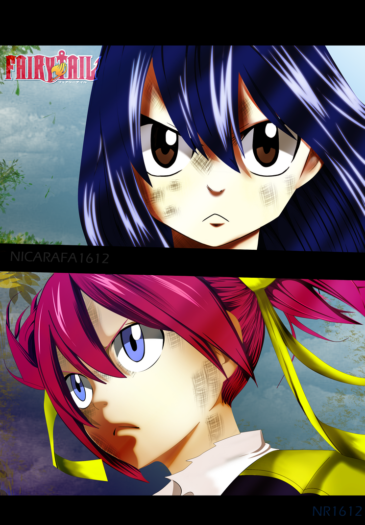 Sherria Blendy Y Wendy Marvell by nicarafa1612