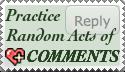 Practice Random Acts by MotleyDreams